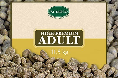 High-Premium Adult | Trockenfutter 11,5 kg