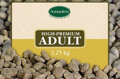 High-Premium Adult | Trockenfutter 3,25 kg
